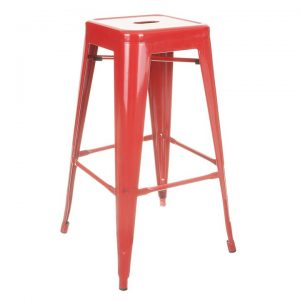 Replica Tolix Bar Stool, 66cm By Replica Xavier Pauchard