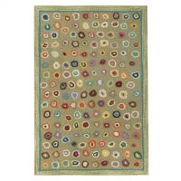 Cat's Paw Wool Designer Rug By Dash and Albert