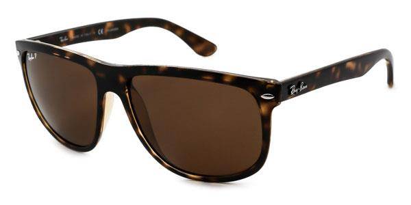 RB4147 Highstreet Polarized Sunglasses 710/57 By Ray Ban