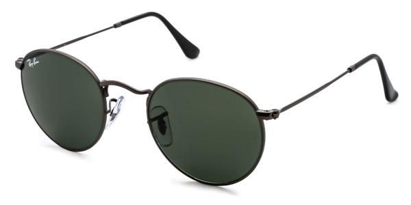 RB3447 Round Metal Sunglasses 029 By Ray Ban