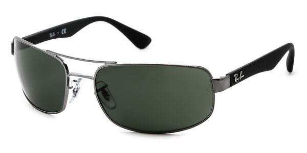 RB3445 Active Lifestyle Sunglasses 004 C By Ray Ban