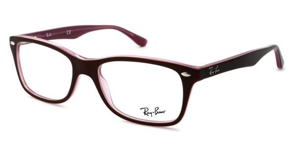 RX5228 Highstreet Eyeglasses 2126 By Ray Ban