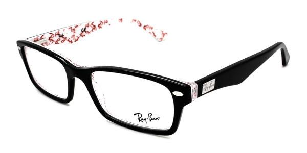 RX5206 Highstreet Eyeglasses 5014 By Ray Ban