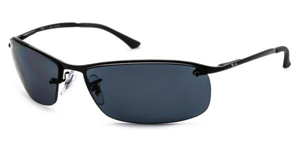 RB3183 Active Lifestyle Polarized Sunglasses 002/81 By Ray Ban
