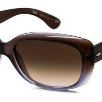 RB4101 Jackie Ohh Sunglasses 860/51 By Ray Ban
