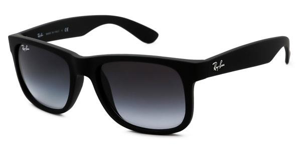 RB4165 Justin Sunglasses 601/8G By Ray Ban