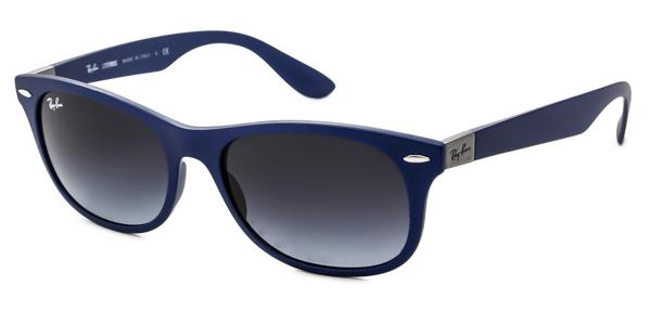 RB4207 New Wayfarer Liteforce Sunglasses 60158G By Ray Ban Tech