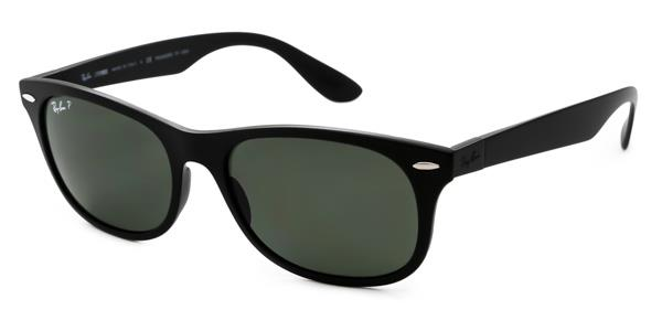 RB4207 New Wayfarer Liteforce Polarized Sunglasses 601S9A By Ray Ban Tech