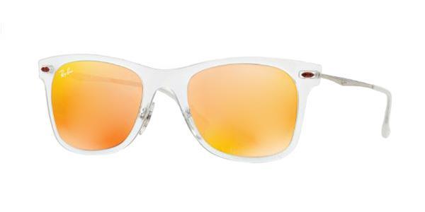 RB4210 Wayfarer Light Ray Sunglasses 646/6Q By Ray Ban Tech