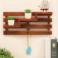 Decorative Shelves and Wall Hooks