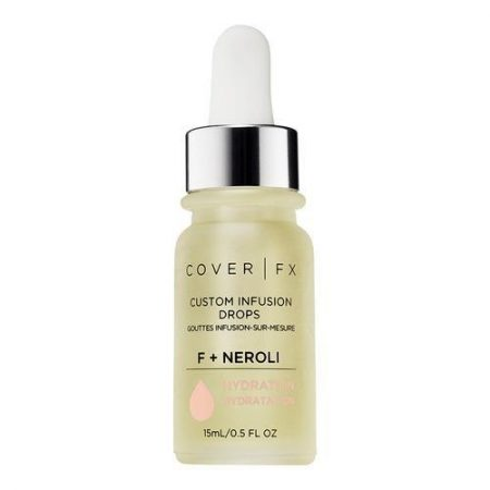 Custom Infusion Drops Hydration By Cover FX