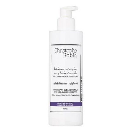 Antioxidant Cleansing Milk With 4 Oils Andberry 400ml By Christophe Robin