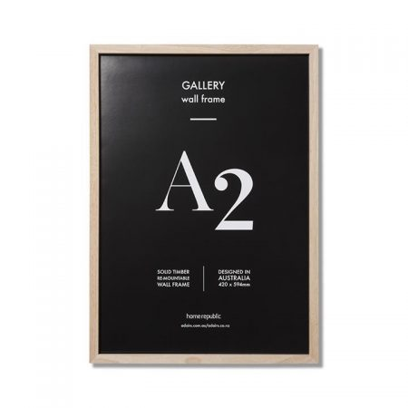 Gallery Frame A2 Natural Wall Frame By Home Republic