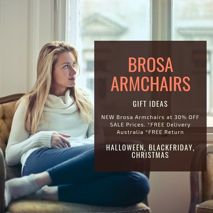 [Brosa] Try Not To Buy These Armchairs But Uncontrollable
