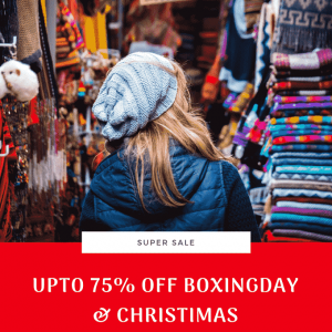 Boxing Day Sales Australia 2018: All Deals Discounts In One Place