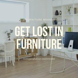 AUShoppingHub.com Write About 2019 Top 4 #Furniture Brands