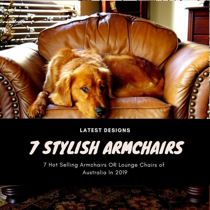 7 New Stylish and Comfortable Armchairs 2019