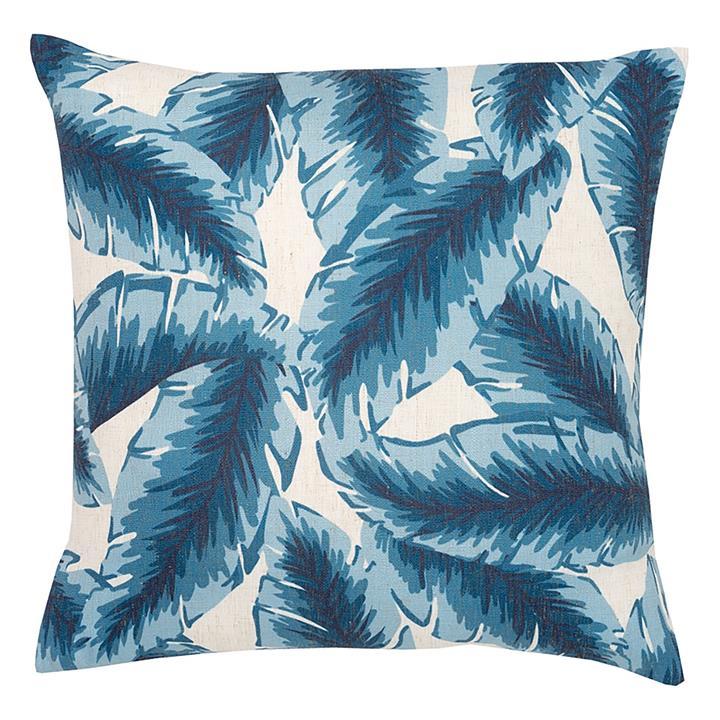 NEW Rapee Pania Cushion in Blue Green