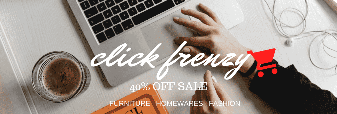 Click Frenzy SALE