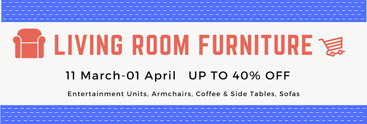 40% OFF 2019 Living Room Furniture